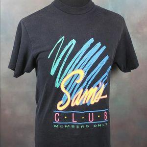 Vintage Retro Sam's Club Shirt